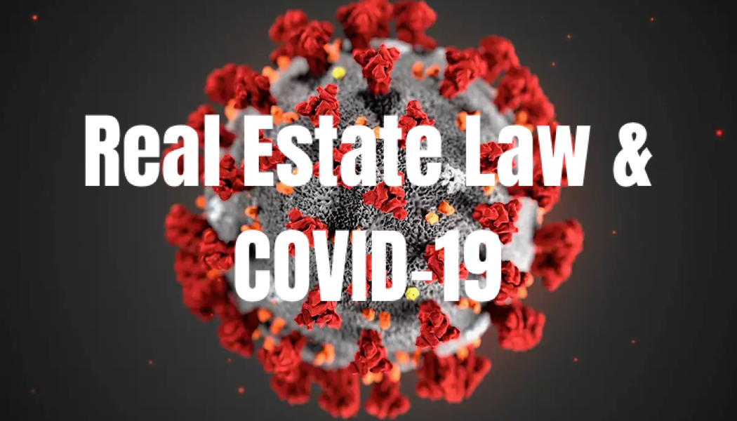 How COVID-19 is Temporarily Changing Georgia Real Estate Law